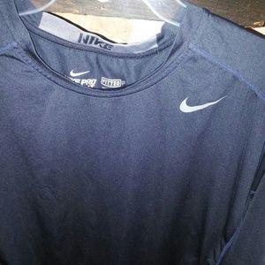 Mens Nike Pro Combat Sz XL Dri Fit